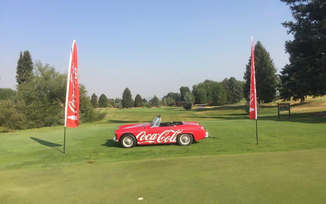 Ron Godbout Coca-Cola Classic